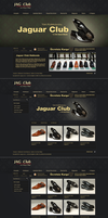 Jag Club e-commerce by MorinTedronai