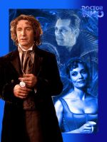 The Eighth Doctor by DoctorRy