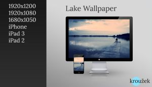 Lake Wallpaper by WhiteAmerica