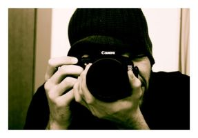 Canon 20D + 28-135 + Me by sking243