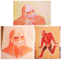 more colossal titan junk by Wowza-Wowzers