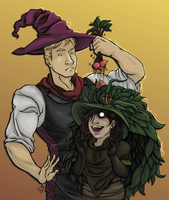 Beauty and the Beets by Empty-Brooke