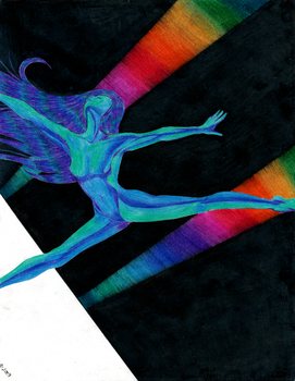 Spectrum Dancer by Nyxity