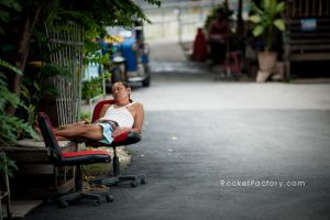 Nice place for a nap by frankrizzo