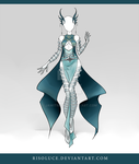 (CLOSED) Adoptable Outfit Auction 87 by Risoluce