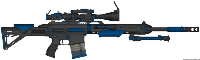 LegendEffects Sniper Rifle by HaX0r332