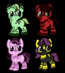 Animated foal adopts - Open by twins6292