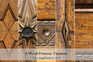 Wood Patterns Texture Pack by AngelEowyn