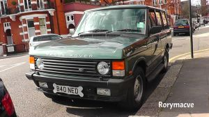 1993 Range Rover by The-Transport-Guild