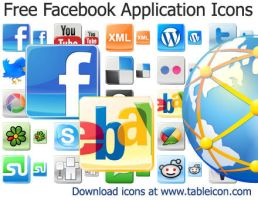 Free Facebook Application ... by shockvideoee