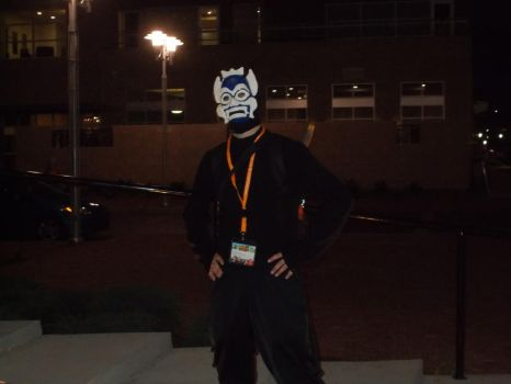 OmgCon 2014 by HazelWing