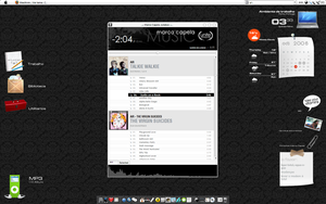 foobar2000 screenshot by snOx