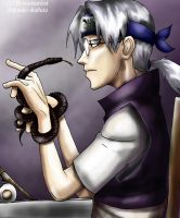 Release Me Please :Kabuto: by Yakushi--Kabuto