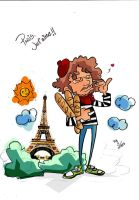 Paris Te amo by yracema2