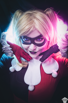 Classic Harley Quinn 31 by ThePuddins