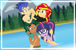 Greetings from Camp Everfree by dm29