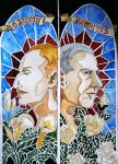 O Sancta Securitas! - Heydrich and Canaris by hello-heydi