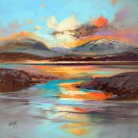 Glen Spean Light by NaismithArt