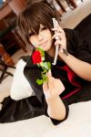 Omake: Vampire Knight Host!Kaname by g-Kie