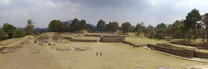 Iximche Panorama by GuephRen