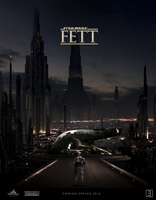FETT Movie Poster by eslis