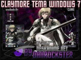 Clare Theme Windows 7 by Danrockster