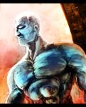 Dr. Manhattan by bustercloud