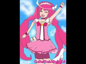 cure happy-ultra happy XD