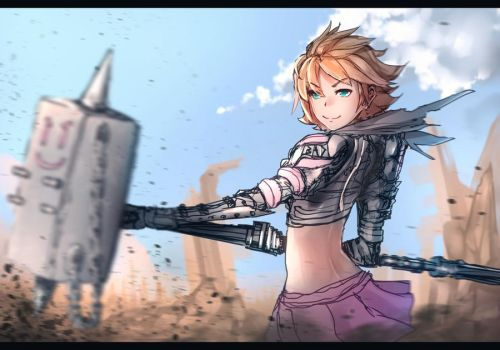 RWBY - The Tournament 5 by anonamos701