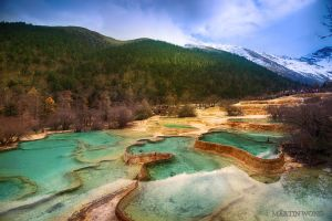 Huanglong by MartinWongArts