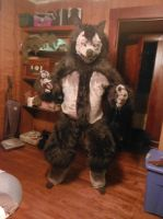 Tusken Bodysuit complete by Grizzled-Dog