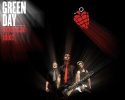 GREEN DAY WALL PAPER by Guitarfreak8810