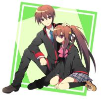little busters by kanakanapier