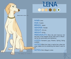 Lena Reference Sheet by faithandfreedom