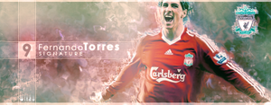 Torres signature by WildDawid