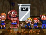 Disposable Army by Glockens