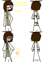 Paul Miller [Theros] by PMiller1