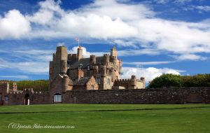 The Castle of Mey by printsILike