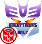 Decepticons Only by JMK-Prime