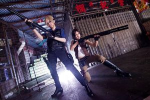 Resident Evil 6 China by Asuka10