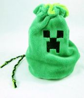 Creeper  Bag Hissssssss by The-Night-Craft