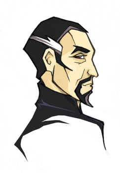 DW - Shalka Master by Whoverse-Slash-Club