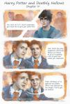 Harry Potter and Deathly Hallows CHAPTER 4 by Michelle-Winer