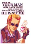 Albert Wesker, Officer Lonely by MasterOfUnlocking