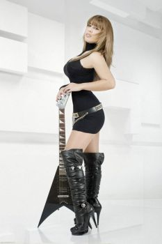 For those about to Rock... by Tanit-Isis