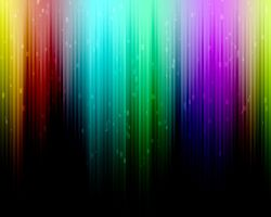 wallpaper colorful rainbow by funnyfoxnl17