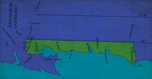 Republic of West Florida by Tardis218