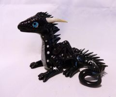 Starflight Sculpture by ByToothAndClaw