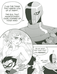 Slade x Robin crack by kichigai