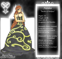 KH-Reopened NPC-- Nardea by ABShii